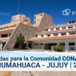 Jornadas Solidarias Conarec-FCA 2013