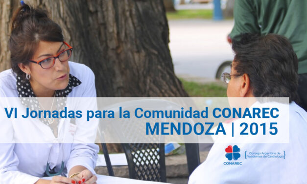 VI Jornadas CONAREC para la Comunidad 2015