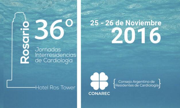 36º Congreso Interresidencias CONAREC 2016