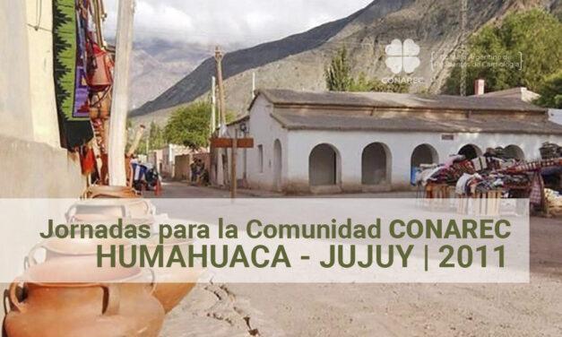 Jornadas Solidarias Conarec 2011