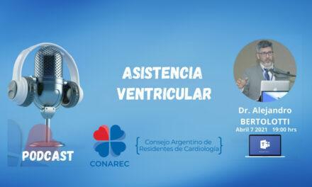 Podcast: Asistencia Ventricular