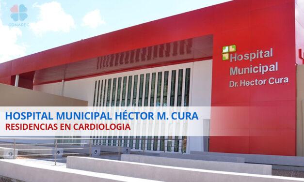 Residencias en Cardiología Hospital municipal Héctor Cura
