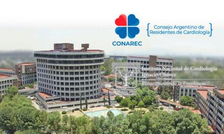 Acuerdo entre el Instituto Nacional de Cardiología Ignacio Chávez de la ciudad de México y CONAREC