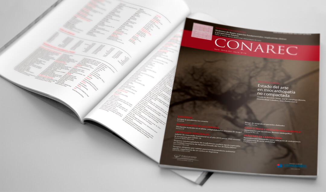Nuevo número de la revista CONAREC