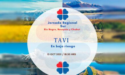 Jornada Regional Sur: TAVI en bajo riesgo